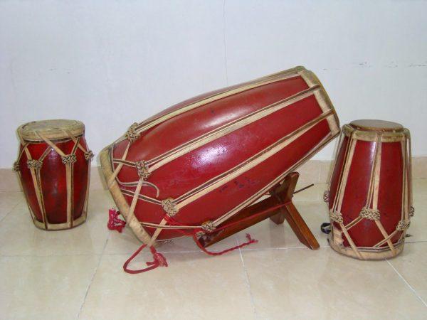Alat musik tradisional Kulanter