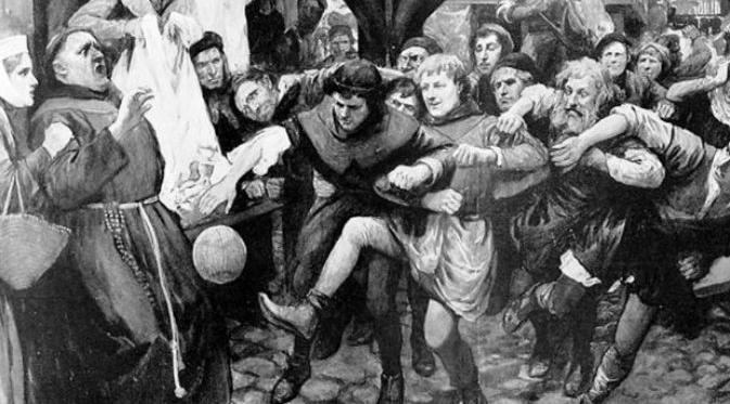 Bola di Zaman Kuno