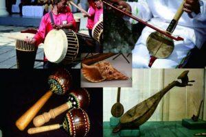 Ciri ciri Musik Tradisional