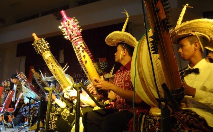 Seni Musik Tradisional