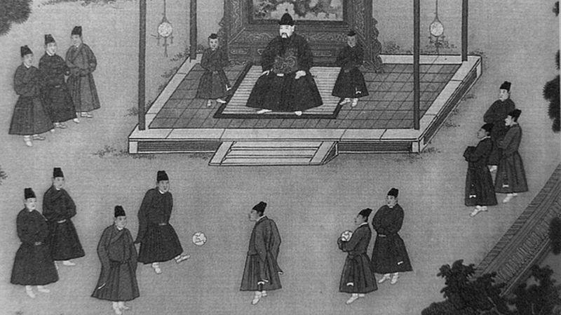 Sepak Bola Zaman Cina Kuno