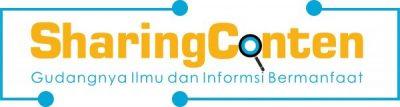 Logo keren unik sharingcontents