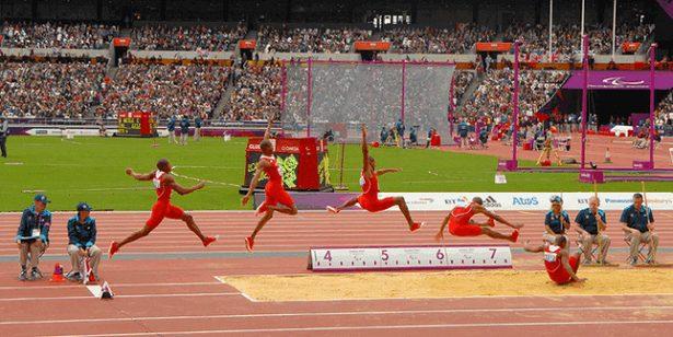 Lapangan Atletik Internasional Terlengkap Beserta Penjelasanya