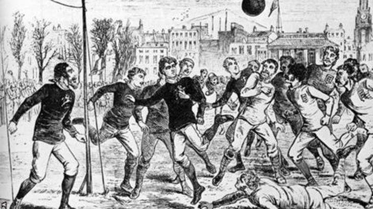 Sepak Bola Bangsa Romawi