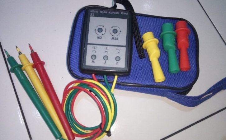Cara Menggunakan Amperemeter