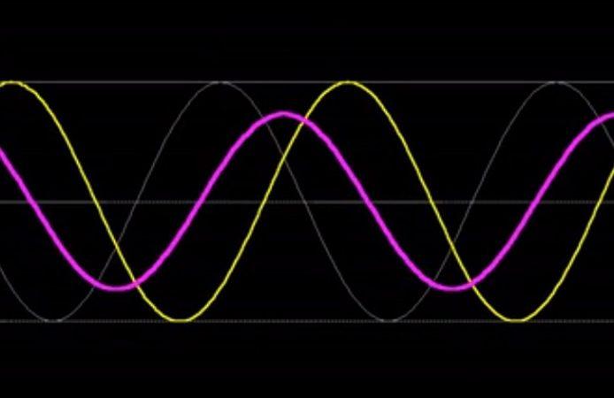 Gelombang Suara Longitudinal
