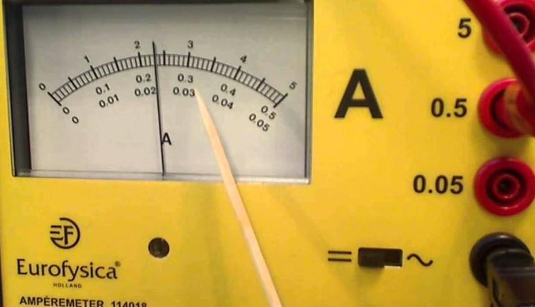 Pengertian Amperemeter