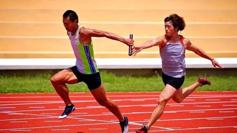 Pengertian Lari Estafet dunia
