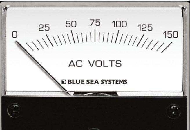Voltmeter Ac