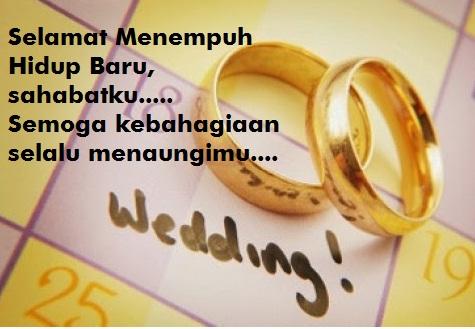 Ucapan Pernikahan Islami Formal