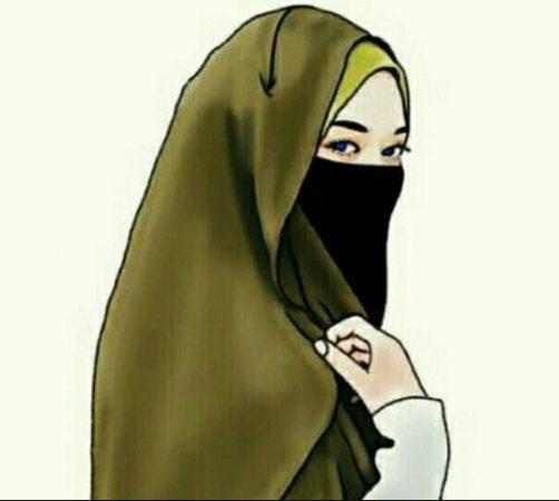 Profil Wa Gambar Kartun Hijab Keren Ideku Unik