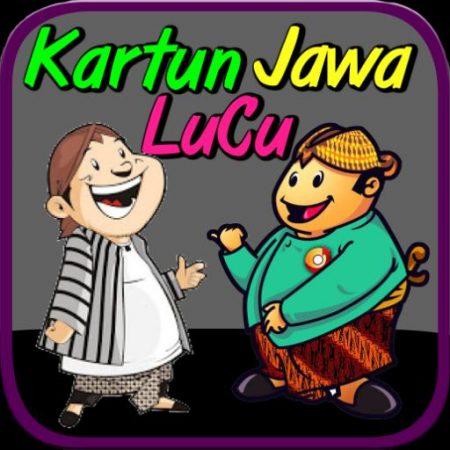 Gambar Kartun Lucu Orang Jawa