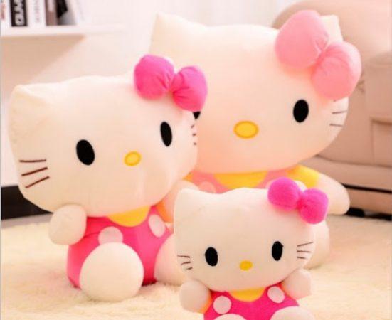 Dp BBM Lucu Hello Kitty