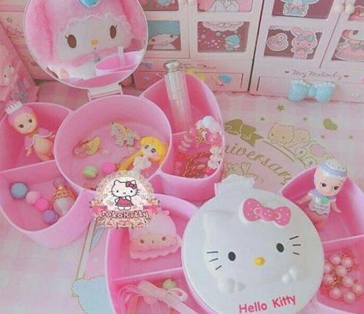 Gambar Aksesoris Hello Kitty