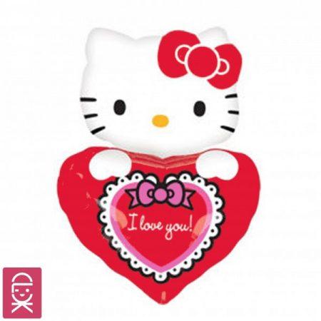 Gambar Hello Kitty Love