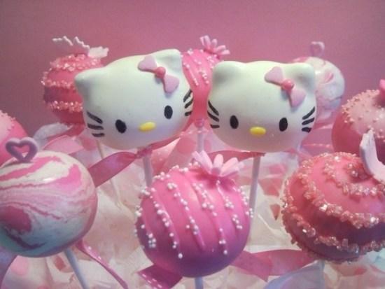 Gambar Permen Lolypop Hello Kitty