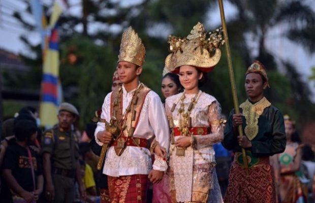 Pakaian Adat Banten Modern