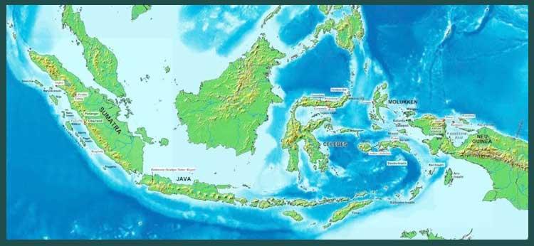 Batas Geografis Indonesia