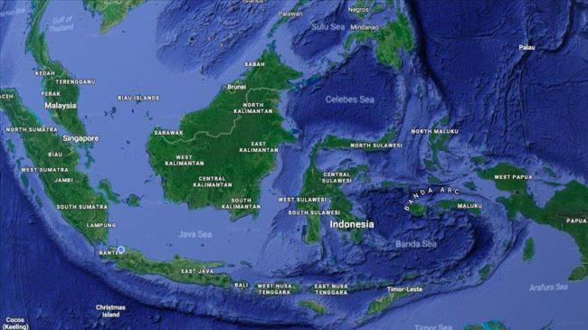 Peta Laut Indonesia